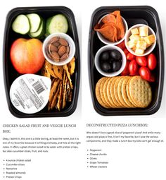 10 lunchbox ideas that arent sandwiches