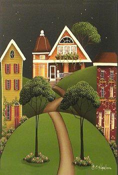 Rose Hill Lane (Catherine Holman)