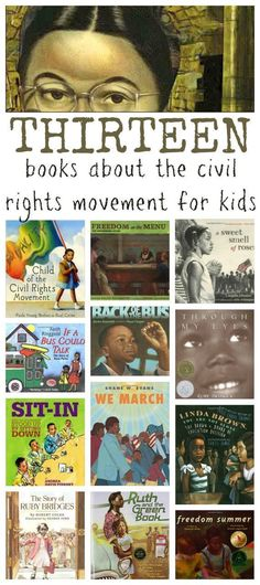 Many of these picture books would be great for launching Civil Rights discussions in the upper elementary classroom.