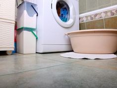 Remove dirt, scuffs and stains from vinyl floors with these easy cleaning and maintenance tips from DIY experts.