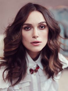 Keira Knightley by Elena Rendina for Violet Magazine UK Issue 3 2015