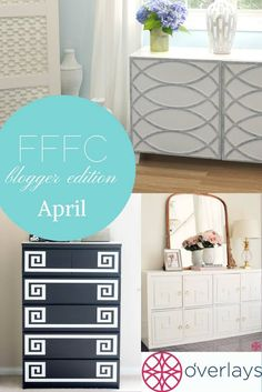O'verlays fretwork panels for Home Decorating. Transform your Ikea furniture.