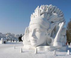 sculpture glace - Recherche Google