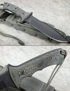 The 'Green Beret' by Chris Reeve Knives  - http://earth66.com/knife/green-beret-chris-reeve-knives/