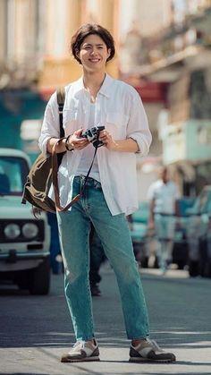 Park Go Bum, Kbs Drama, The Encounter, Celebrity List, Bo Gum, Korean Actors, Addiction, Cinema, Boyfriend