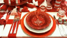 Christmas tablescape by Count Kody