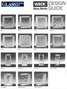 Glass Block - Online Installation Guide