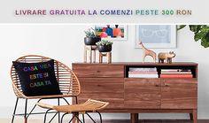 Produse Home & Deco pentru amenajari interioare si design interior – Evrida.ro