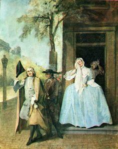 File:Корнеліс Трост Сцена з вистави Притворний сум до 1740 р.jpg