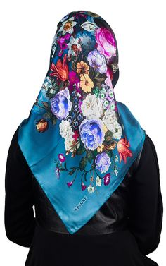 Head Scarf Tying, Headscarves, Turkish Fashion, Hijabs, Silk, Denim, Jackets, Down Jackets, Jacket