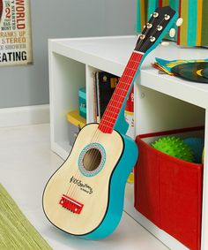 Look at this #zulilyfind! Lil' Symphony Guitar #zulilyfinds