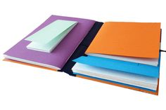 Four in one notebook - Bayfield £15.00