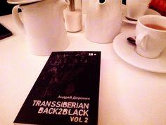 Кто такой Андрей Доронин и как прошла презентация второй части его книги «Transsiberian Back2Black» в Минске Tableware, Dinnerware, Tablewares, Dishes, Place Settings