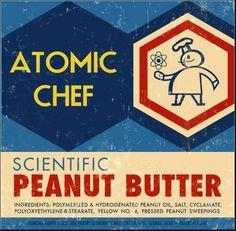 "littlebunnysunshine: "" wilwheaton: "" ""PRESSED PEANUT SWEEPINGS!"" "" I LOVE pressed peanut sweepings!!!! "" mmm… yum?"