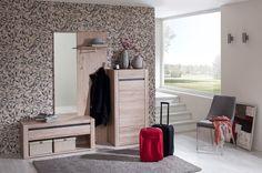 Predsieň Decodom: MODESTO  prevedenie: San Remo Sand - San Remo Sand [Entrance Hall Furniture: MODESTO colours: San Remo Sand - San Remo Sand]