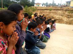 Hermoso lugar, linda gente, proclamando el evangelio a todas las naciones :)