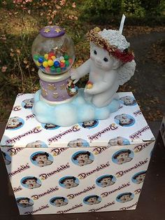 "DreamsicleFigurine ""Yum,Yum Bubble Gum"" - want to find this one"