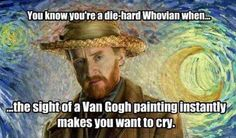 Vincent and the Doctor.