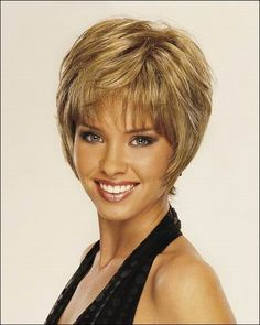 Preferential Women Wigs Short Straight Style