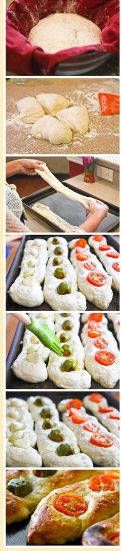 no knead baguette more yummy recipes knead baguette baguette stecca ...