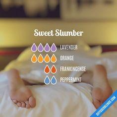 Sweet Slumber - Essential Oil Diffuser Blend