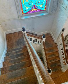 At the end of 2020, I finally finished carpet and staple removal and scraped all the gunk and glue off of the staircase. This was a project… Old Houses, Carpet, How To Remove, Projects, Log Projects, Blue Prints, Old Homes, Old Mansions, Blankets