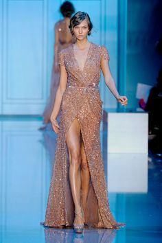 ....melting for Elie Saab.