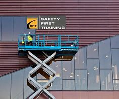 At Safetyfirsttraining.ca, we offer Scissor Lift Training & various certification courses online to the employees of both private & government organization. Our main goal is to provide healthier, safer and more productive workplaces. Call us today to set up your Scissor lift Training! https://safetyfirsttraining.ca/course/aerial-lift-training/scissor-lift-training/