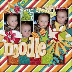 noodle - Scrapbook.com