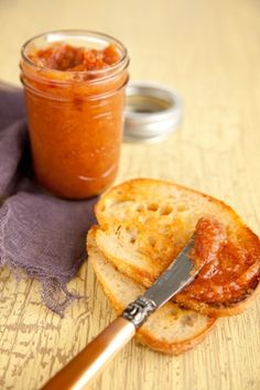 Strawberry-Apricot Preserves
