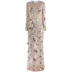 AZZARO embellished gown ($1,368,075) ❤ liked on Polyvore