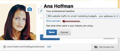 Why Simplicity is Key with Your LinkedIn Profile Headline