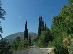 Góry niedaleko Virpazaru, Czarnogóra.