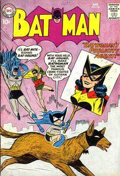 Leituras de BD/ Reading Comics: Capas WTF: Batman #133