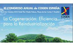 Congreso Anual sobre Cogeneración de Cogen España