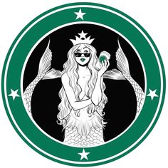 "3,905 curtidas, 45 comentários - Lucas Werneck (@lukaswerneck) no Instagram: ""Starbucks Mermaid- Celebrity queen of this century☕️  #mermay #mermay2017 #digitalink #starbucks…"""