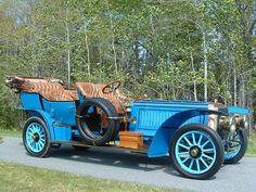 1905 Panhard et Levassor - (Panhard et Levassor, Paris, France 1891-1967)