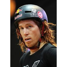 "Shaun White ""the flying tomato""."