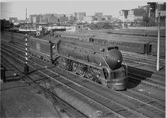new haven railroad yankee clipper - Google Search
