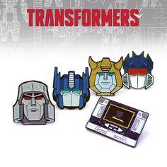 SDCC 2017 - Han Cholo Transformers G1 Jewelry: Got Optimus Prime, Megatron, Soundwave BLING!