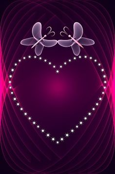 ♥ Always in our thoughts forever in our hearts! Purple Love, All Things Purple, Purple Rain, Shades Of Purple, Purple Hearts, Heart Wallpaper, Purple Wallpaper, Love Wallpaper, My Funny Valentine