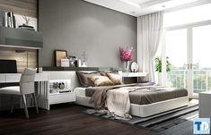 Kiến trúc nội thất nhà đẹp hiện đại sang trọng cho nhà chung cư