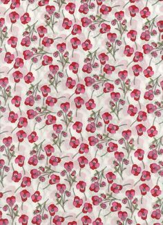 Liberty Tana Lawn fabric Ros 6x27 by MissElany on Etsy, $4.10