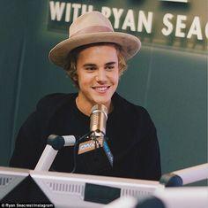 Justin Bieber. via MailOnline