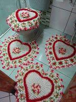 Tina's handicraft : bathroom accessory
