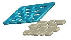 moule polystyrène plaquettes de parement