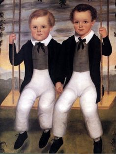 """""""Whiting and Joseph Griswold,"""" Joseph Goodhue Chandler (1813-1884)"""
