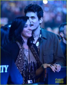 Katy Perry & John Mayer: Rolling Stones Concert Couple! | katy perry john mayer rolling stone concert couple 03 - Photo