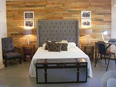 Encuentra las mejores ideas e inspiración para el hogar. Dormitorio vintage por Noelia Ünik Designs | homify