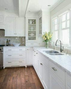 """I like the idea of a """"dresser style"""" cabinet to hold dish towels, baking sheets, tupperware..."""